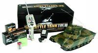 Sale Price Heng Long Radio Control Rc Military Army War Battle Bb T90 Tank 3808