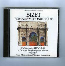 CD BIZET ROMA SYMPHONIE EN UT F.MANSOURIAN V.DOUDAROVA
