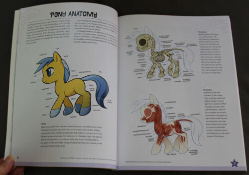 Little Pony Drawing Book How to Draw Ponies and Friends by Lindsay Cibos NEW