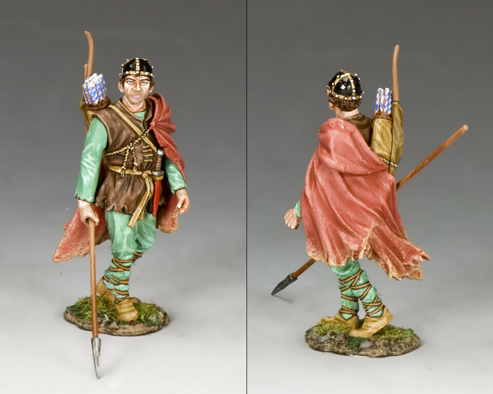 KING & COUNTRY ROBIN HOOD RH025 MUCH THE MILLERS SON MIB