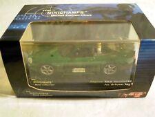 Minichamps 400130230: Jaguar XKR Roadster 2002, James Bond Collection, NEU & OVP