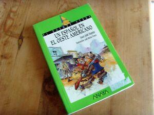 Usado-LIBRO-UN-ESPANOL-EN-EL-OESTE-Juan-Jose-Espejo-Item-For-Collectors