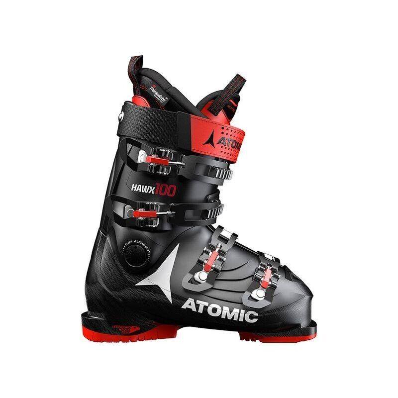 Atomic Hawx 2.0 100 nero Red - scarponi da sci uomo