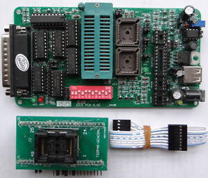 Details about EPROM EEPROM PIC Programmer +Adapter TSOP48 (LV8/16bit) for  car camera pc bios