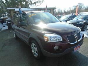 2008 Pontiac Montana SV