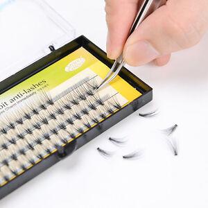 6ff677c85be Light Rabbit Anti-lashes 0.1 mm Thick C Curl Grafting False Eyelash ...