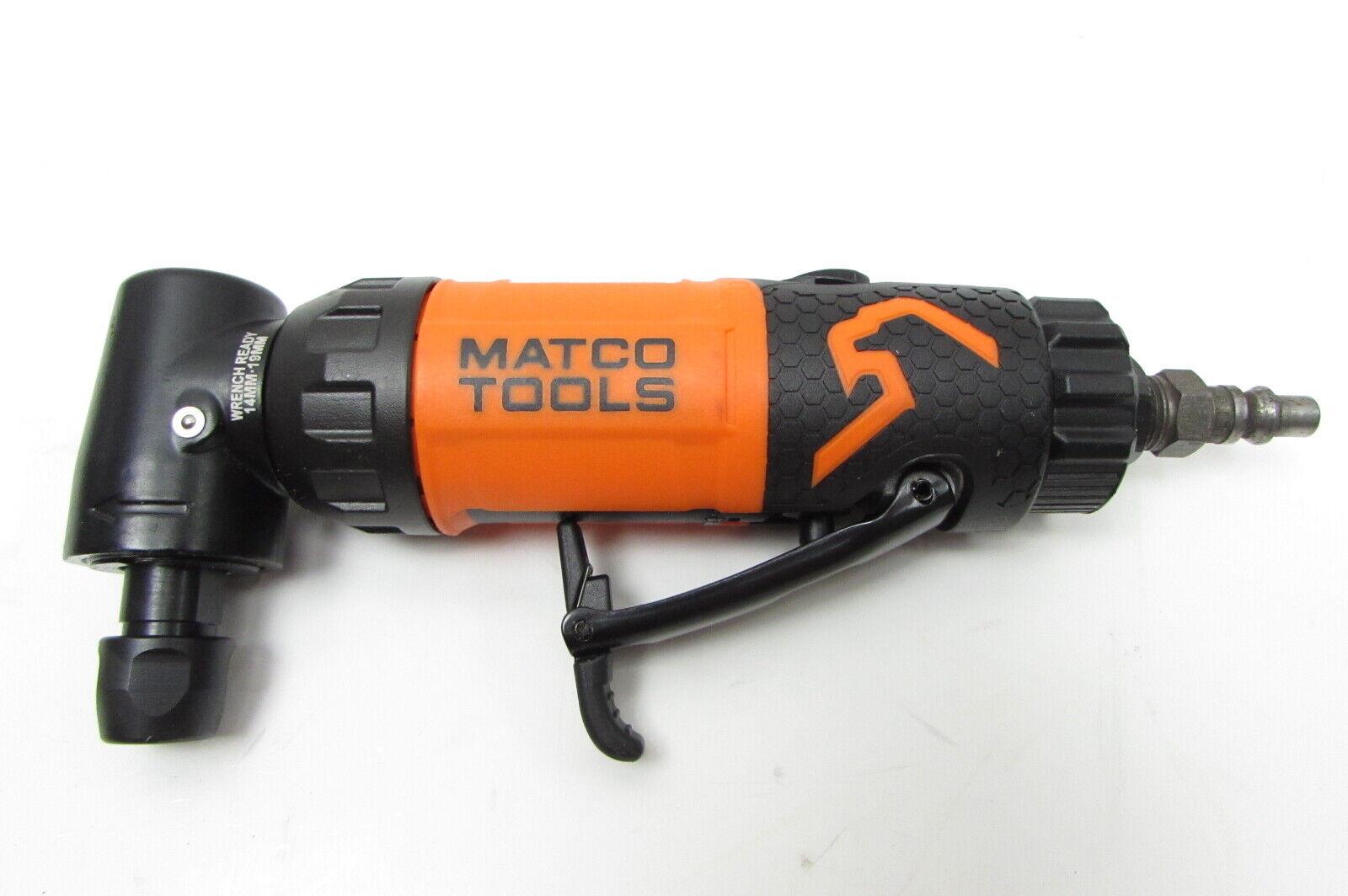 Matco MT5883 .85HP Angle Die Grinder - Orange. Buy it now for 179.97