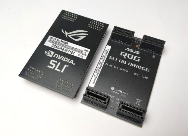 Asus ROG High Bandwidth HB SLI Bridge 2-Way