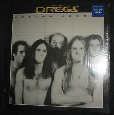 The Dregs (Dixie)-Unsung Heroes 1981 Arista LP Steve Morse VG- jazz rock fusion