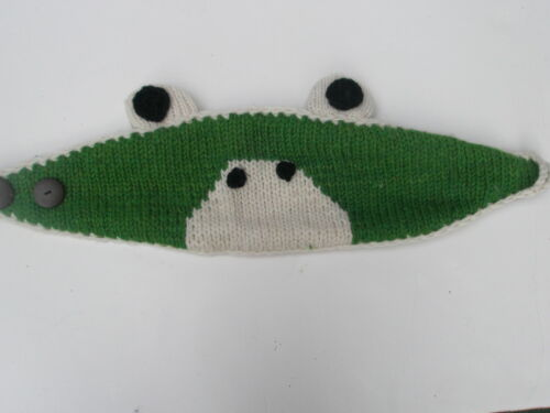 Handmade Knitting Animal Headband wool