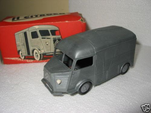 Citroen Type H Minialuxe Tres Rare Echelle1 / 43