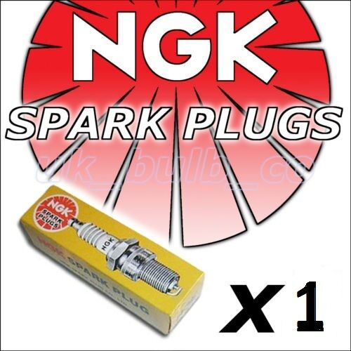 1 x NGK Spark Plug BKR6E-11 2756 HONDA CIVIC 1996-2001