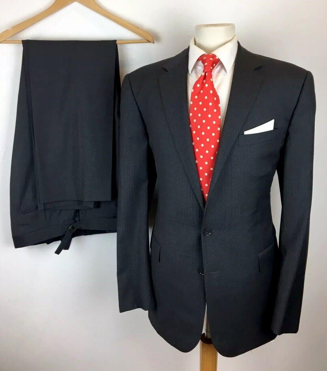 RALPH LAUREN Charcoal grau 100% Wool Suit 44 L x 36   38   | Deutschland Shop  | Sehen Sie die Welt aus der Perspektive des Kindes  | Export