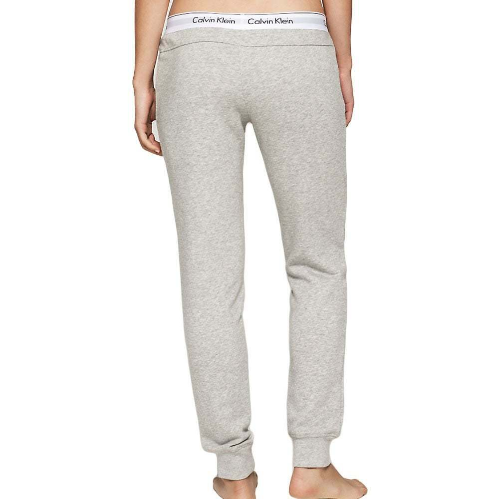 f738c8d66b Pants Women Calvin Klein 000qs5716e Bottom Pant Jogger Fall winter Grey L  for sale online