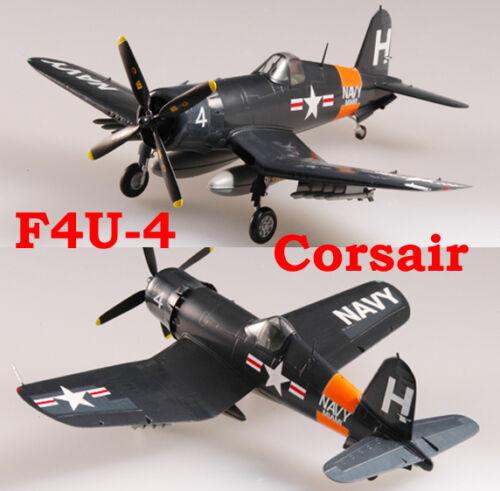 EASY MODEL 1//72 F4U-4 Corsair United States Naval Reserve Miami NAS #37239