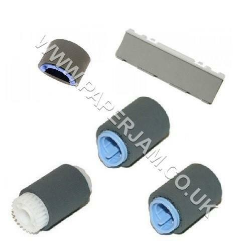 HP LaserJet 4200 4200n Paper Jam Repair Kit With Fitting Instructions