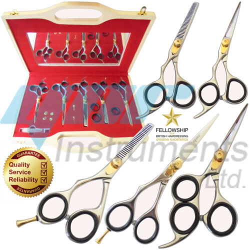 Professional Hairdressing Scissors Barber Set Lefty Left Hand YNR