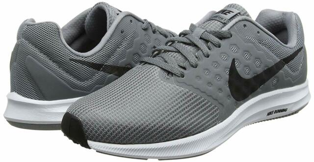 brand new 3b1d7 30fb4 Nike DOWNSHIFTER 7 Mens Stealth/Black-Cool Grey-White 852459-009 Running  Shoes