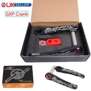 UK-SNAIL-GXP-Single-Double-8-9-10-11s-Chainset-MTB-Road-Bike-Crank-set-Arms