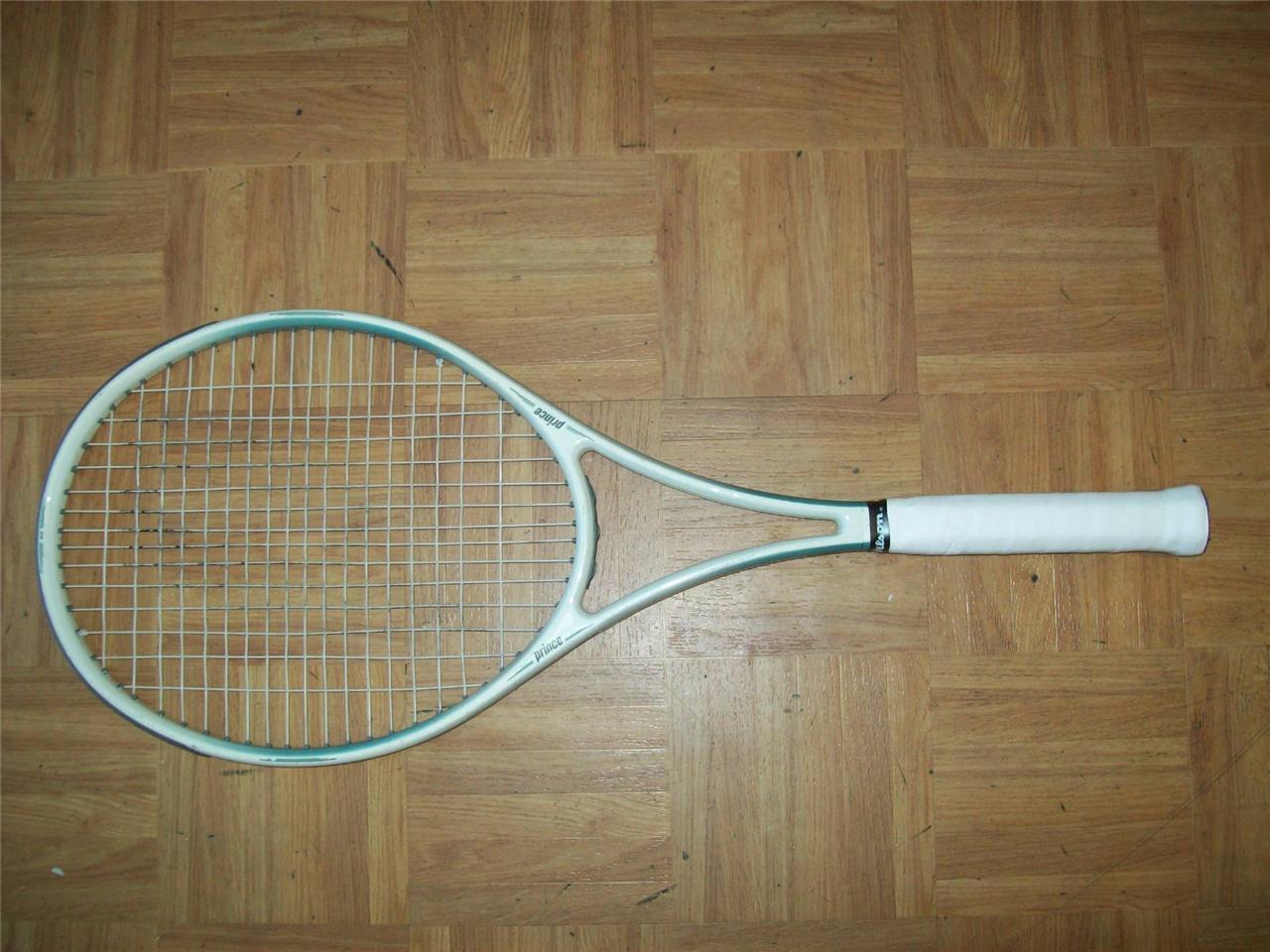 Prince Tricomp 90 4 1 4 grip Tennis Racquet