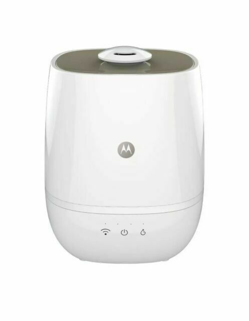 Details about NEW Motorola Smart Nursery Humidifier with Air and Water Purification MBP83SN