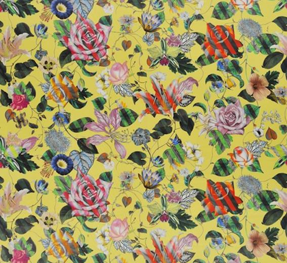Designers Guild Fabric Christian Lacroix Lacroix Lacroix  Malmaison JONQUILLE Fabric  FCL2486 02 049ce8