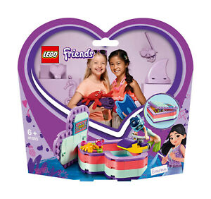 LEGO® Friends 41385 Emmas sommerliche Herzbox Summer Heart Box N6/19