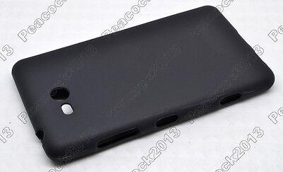 Black Matting TPU Silicone CASE Cover For Nokia Lumia 820