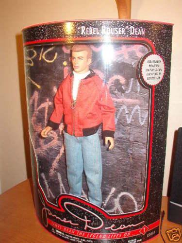12  de James Dean Muñeca Rebel Rouser Dean 1994 Dsi