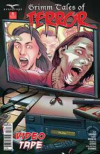 Grimm Tales of Terror V2 #5 - Cover B