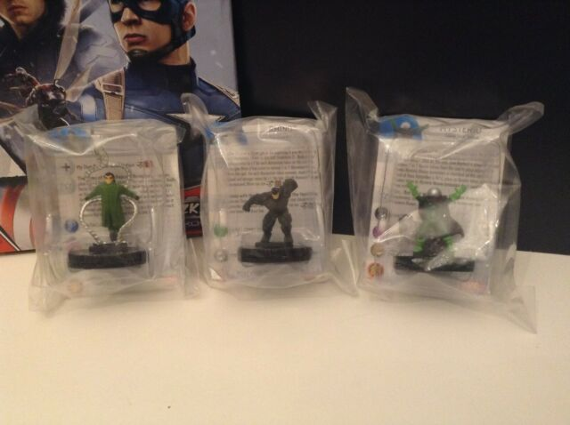 Heroclix Monthly OP Kit Rhino #M16-002 Limited Edition figure w//card!