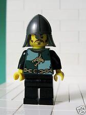 Lego Figur Ritter - Dragon Knight  Helm mit Nackenschutz für Set 7189, 30061
