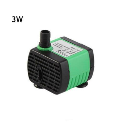 Submersible Water Pump For Aquarium Fish Tank 3W-20W Energy ss 220-240V P6S5