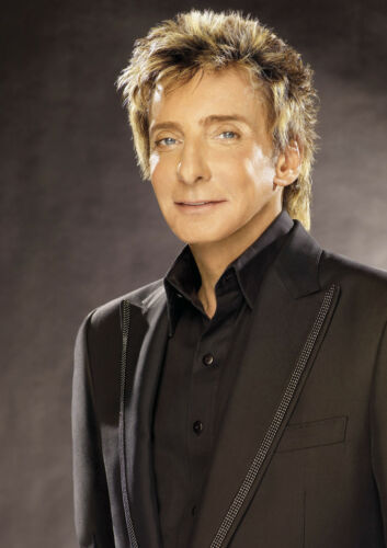 6 Barry Manilow Photo American Singer Songwriter Print Music Producer Poster