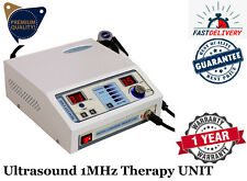 1mhz Ultrasound Physiotherapy Ultrasonic Physical Pain Relief Pulse Therapy Unit
