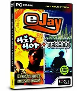 Details about eJay Hip Hop & Techno Double Pack (PC)