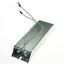 50-500W Aluminum Shell Housed Braking Resistor Trapezium Resistor 50-200 ohm 1
