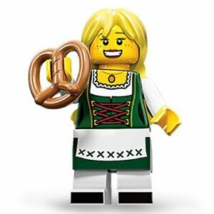 LEGO-71002-CMF-Series-11-SEALED-Pretzel-Girl