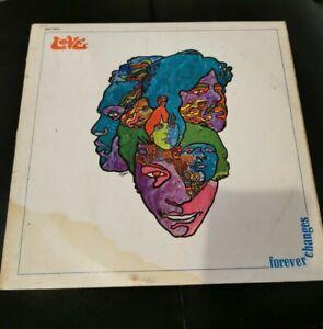 LOVE Forever Changes UK ELEKTRA 1967 RED LABEL EKS74013 Vinyl LP RARE