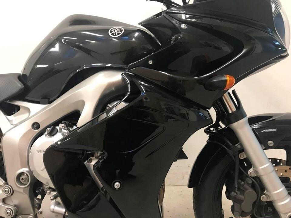 Yamaha, FZ6S FAZER ABS, ccm 600