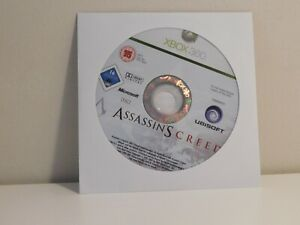 Assassin-039-s-Creed-USK-Version-Xbox-360-Disc-Only-Cleaned-and-Tested