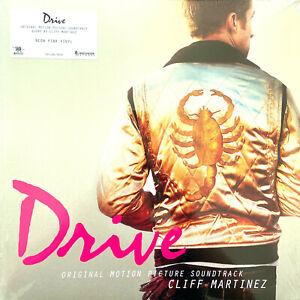 Cliff Martinez 2xLP Drive (Original Motion Picture Soundtrack) - UK (M/M)