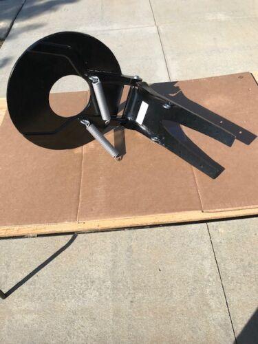 Medium BLACK Powder Coated Trolling plate  LOWEST PRICE