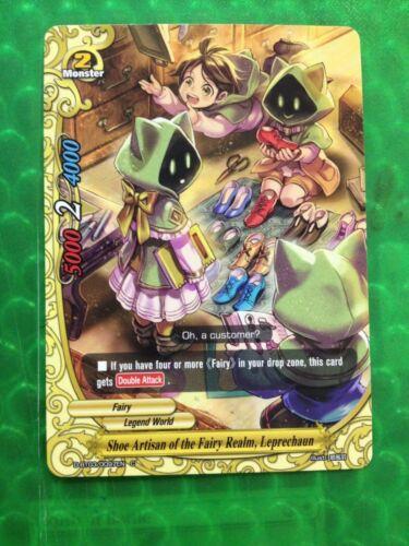 4X Buddyfight English D-BT03//0097EN C Shoe Artisan of the Fairy Realm Leprechau