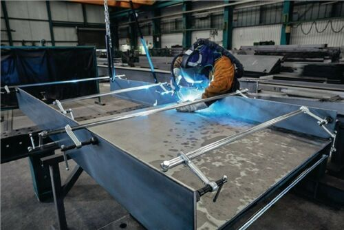 Spannw.1000 bis.3000 mm BESSEY Variables Hochleistungszwingen Set SLV//GSV kompl
