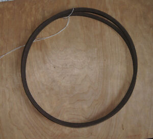 110896351791 on john deere drive belt replacement