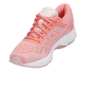 Details zu Asics GT-1000 6 - Damen Laufschuhe - Running - Pink-Weiß -  T7A9N-1706