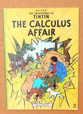 Tintin en anglais. L'Affaire Tournesol. Ed. Magnet broché 1987