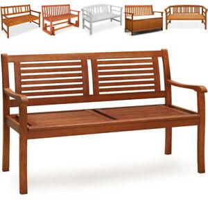 Panca panchina in legno massiccio oliato mobili da for Mobili da giardino in legno