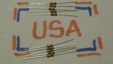 330k Ohm Resistor Carbon Film 10pcs 14 Watt 5 330k Ships Today